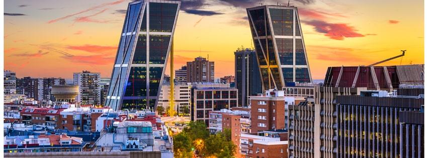 Mudanzas internacionales Madrid