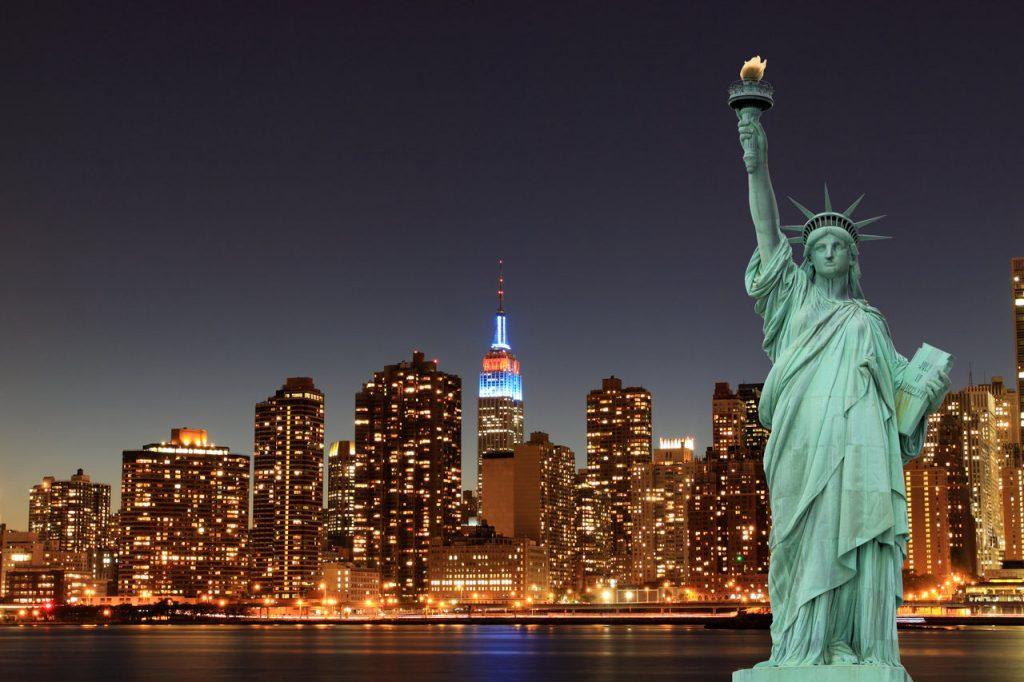 Mudanza internacional a Nueva York
