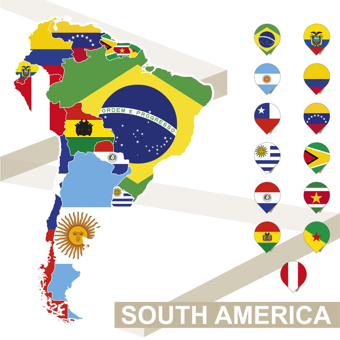 Mudanzas a America del Sur
