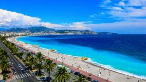 Viajar a Nice, Francia