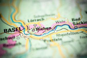 Viajar a Riehen